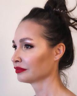 Makeup on eugenielurvink