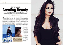 Creating beauty ... Thanks to _lux_life_magazine _james_w_phillips www.eugenielurvink