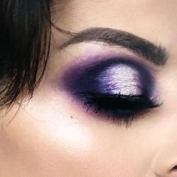 Casual makeup 😜 eyeshadow palette _urba