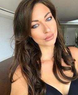 Gorgeous _guendalinado with EL makeup! Doesn't she look fab_ #makeup #mua #monaco #makeupaddict #fas