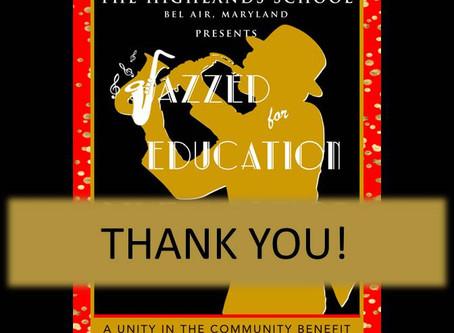 THANK YOU VENDORS!