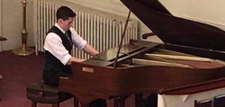 D Burns recital