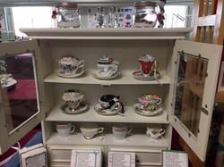 Tea cup auctions