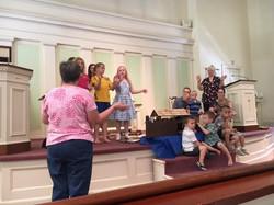 Church School Sunday