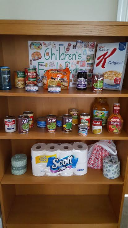 childrens food pantry