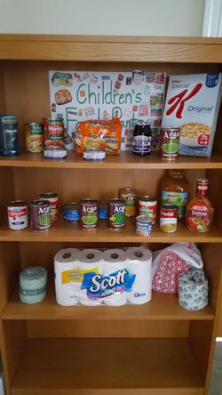 childrens food pantry