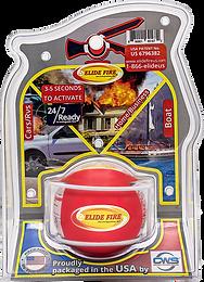 "ELIDE FIRE® Extinguishing 4"" Ball (Standard Bracket)"