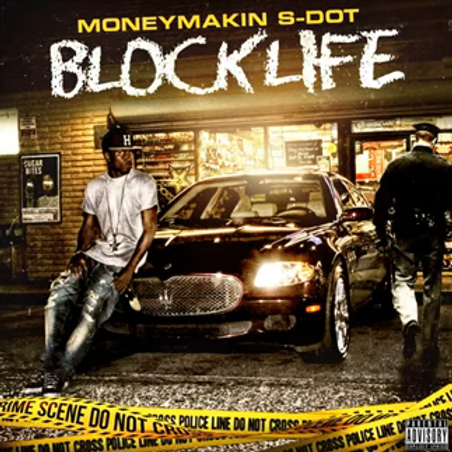 Blocklife the album physical cd
