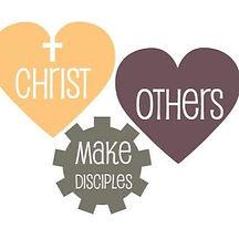 Love ChristLove OthersMake Disciples .jp
