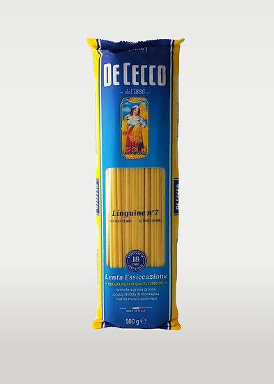 De Cecco Linguine N 7 / 500 Gr