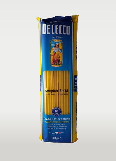 De Cecco Spaghetti N 12 / 500 Gr