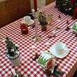 Vaeterchen Frost Werkstatt Leipzig/Tischdekoration für eine Betriebsweihnachtsfeier