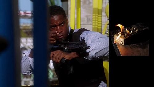 """Burn Notice"" as Agent Fuller"