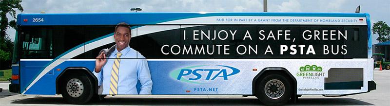 PSTA BusWrap