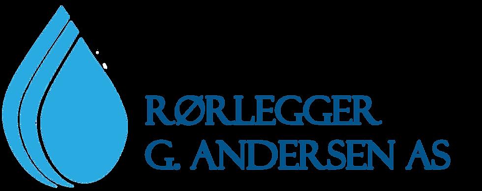 Rørlegger G. Andersen logo
