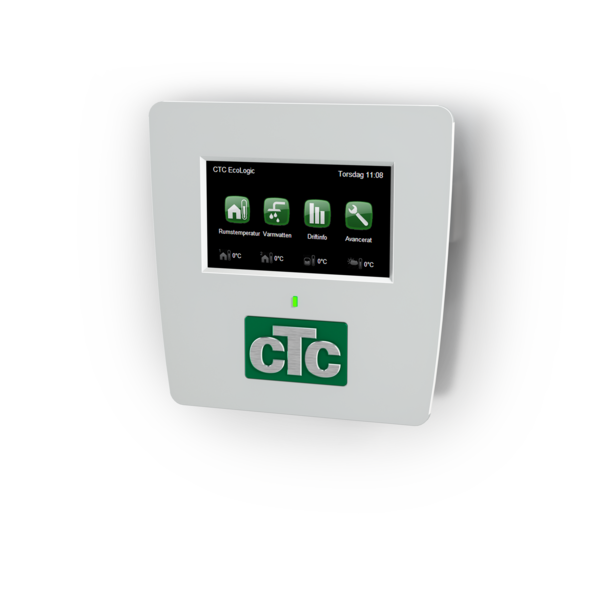 CTC Styring for varmepumper