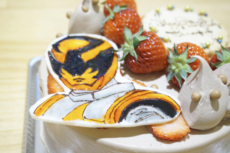 バースデーケーキ 戦隊ヒーロー