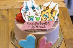 バースデーケーキ 妖怪ウォッチ