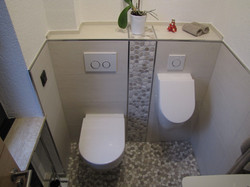 Dillingen - Gäste WC