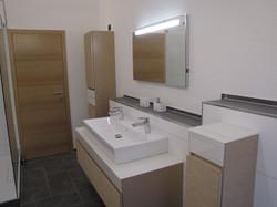 Dillingen - Waschbereich
