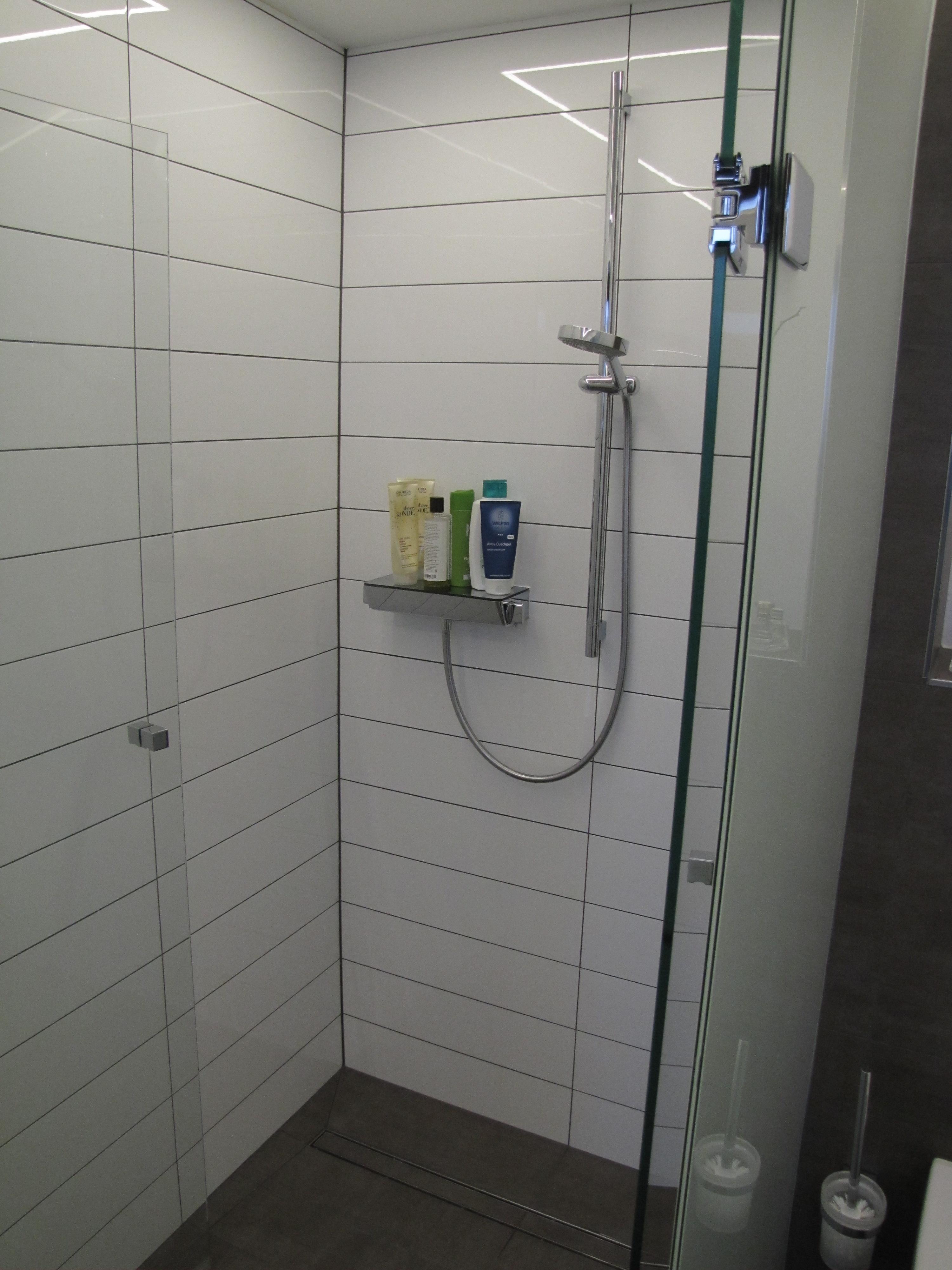 Hemmersdorf - Duschbereich