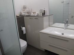 Hemmersdorf - Waschbereich