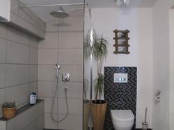 Dillingen City - Duschbereich