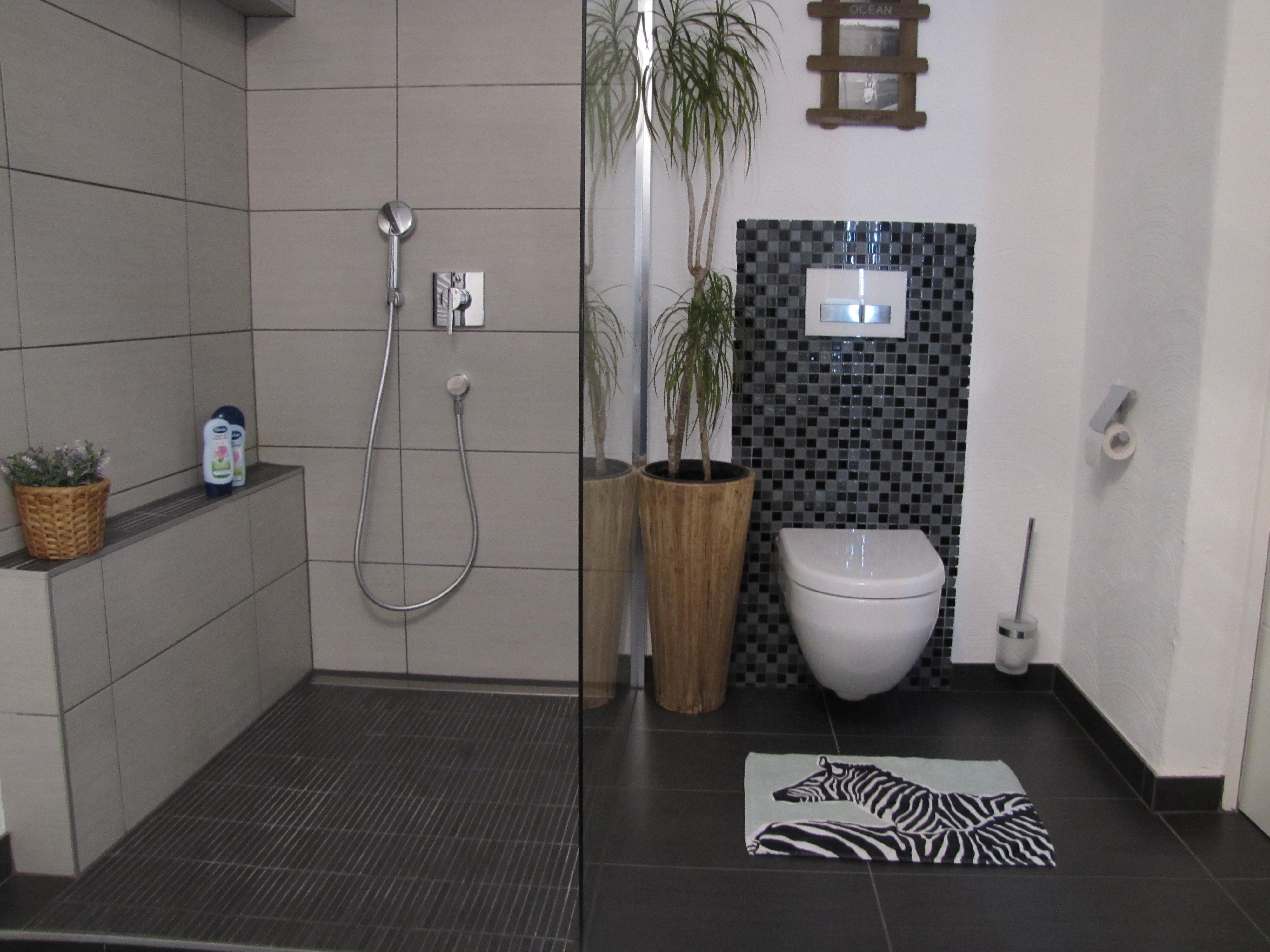 Dillingen City - Dusche und WC