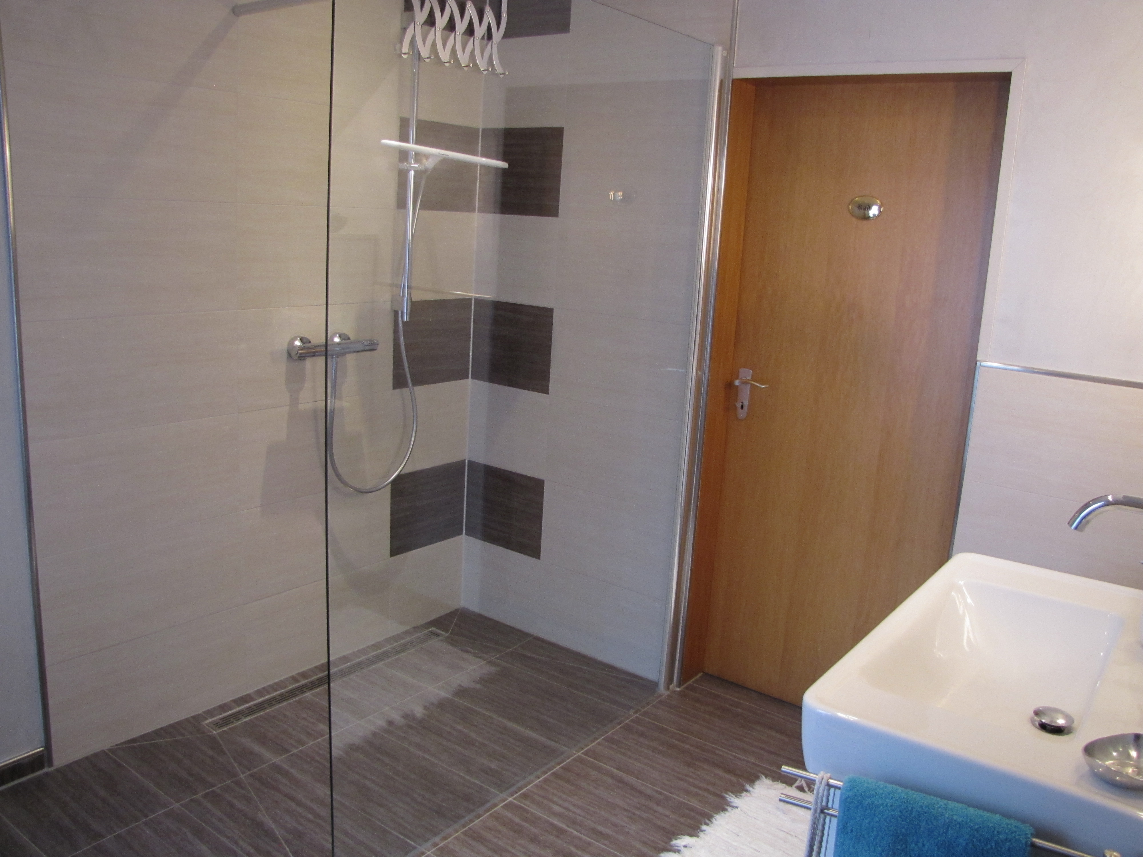 Wallerfangen - Duschbereich