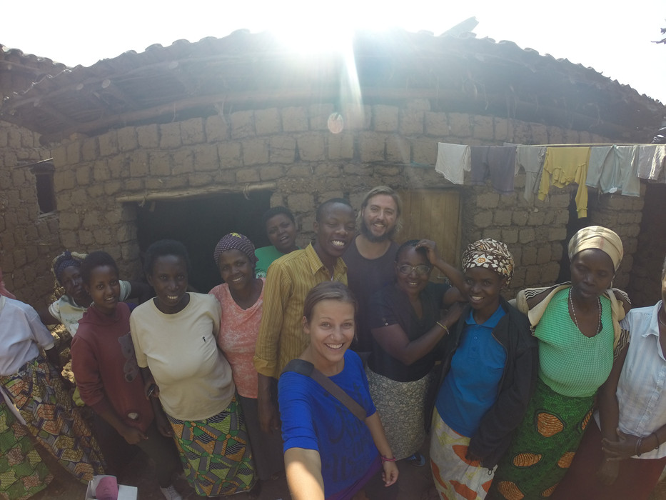 she said (Rwanda): LIVIN' THE AZIZI LIFE