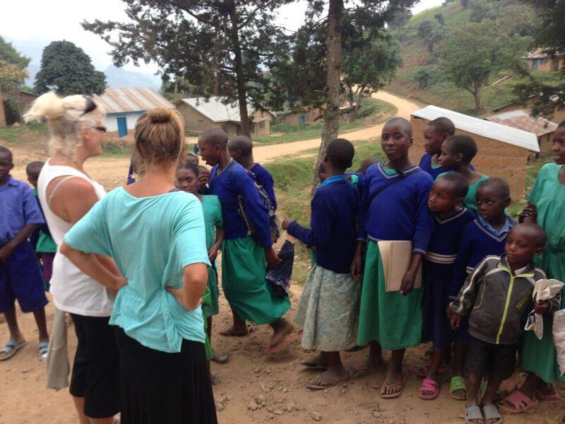"she said (Uganda): ""WE'VE BEEN INFILTRATED!"""