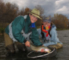 Bow River silver bullet