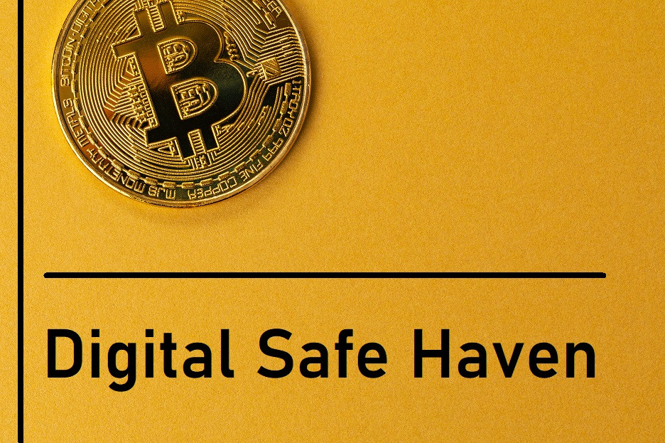 Is Bitcoin The Best Save Haven Asset During Crisis?