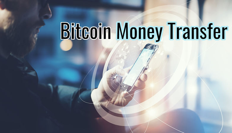 Bitcoin International Money Transfer