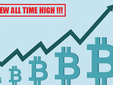Bitcoin Prices Reaches New All Time High On Bitstamp Exchange