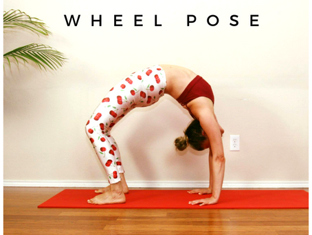 How To Wheel Pose