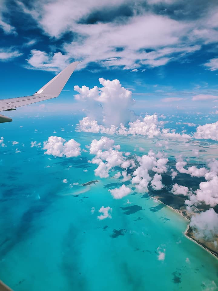#thebahamasairplaneview