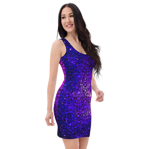 Dress Voxel Nebula