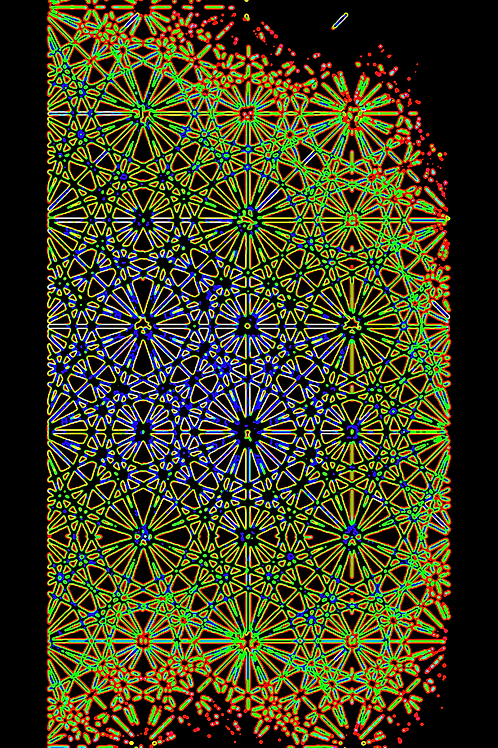 Unicursal Square Lattice