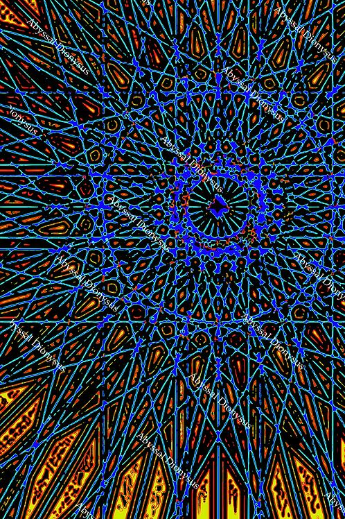 Dodecagonal Mandala