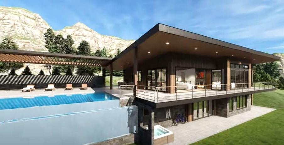 Contemporary Home - Coming Spring 2022