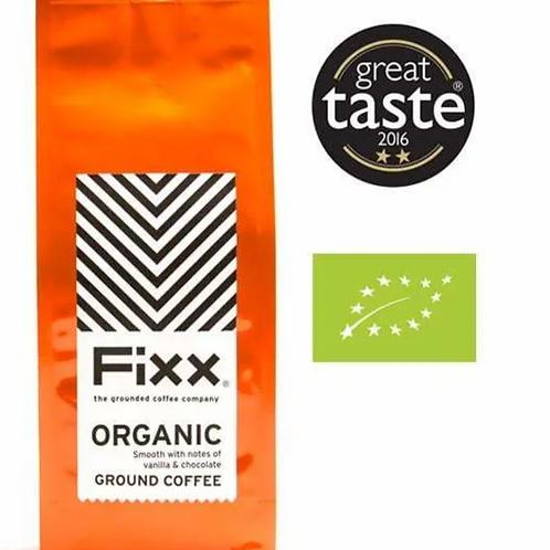 Fixx Organic Ground Coffee 250gm