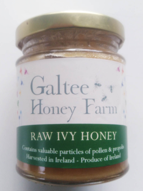 Galtee Farm  Irish Ivy & Heather Blossom Honey 120g