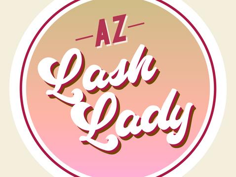 AZ LASH LADY