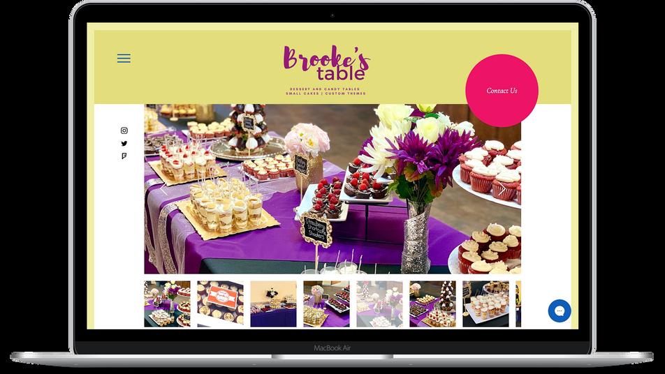 Brooke's Table
