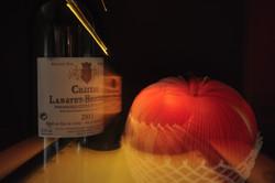 ワインとりんごメモ
