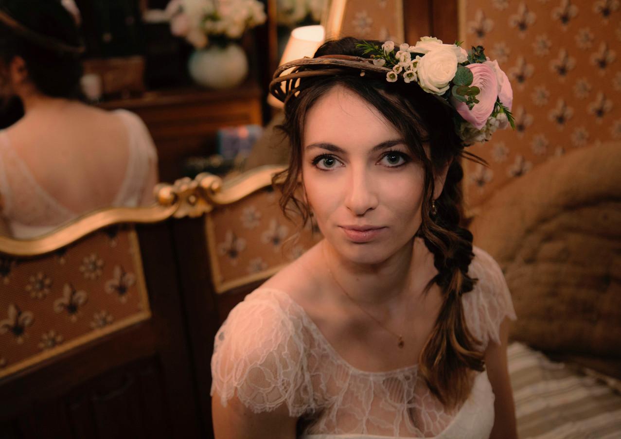 Colette se marie
