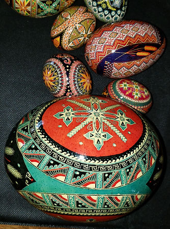 Pysanky Egg Decorating Workshop Encore