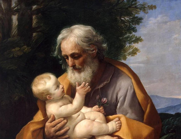A Father's Heart: A Yearlong Mission for the Year of St. Joseph