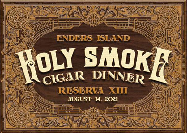 Holy Smoke! Reserva XIII